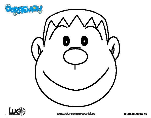 Dibujos Para Colorear E Imprimir De Doraemon: Dibujos Para Colorear De Doraemon Para Imprimir. Best