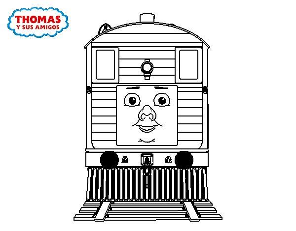 James Thomas Y Sus Amigos. Great Thomas Y Sus Amigos Alcanzando A ...