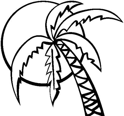 Dibujo de Verano 1 para Colorear - Dibujos.net