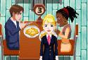 El restaurante de Manuela y Melvin