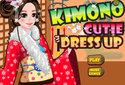 Kimono para niña