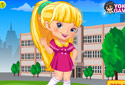 Mi uniforme escolar