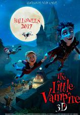 Cartel El pequeño vampiro