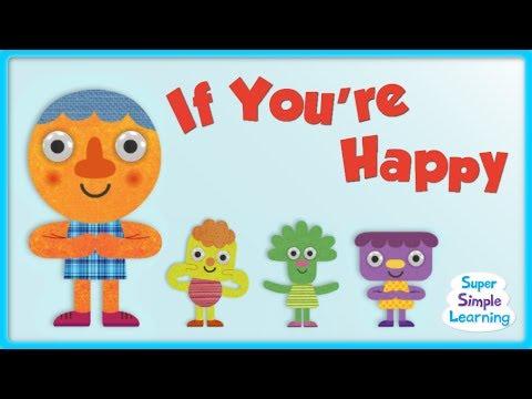 Vídeo De If You Re Happy Canción En Inglés